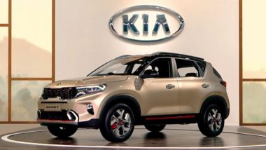 2020 Kia Sonet SUV Officially Unveiled in India, Likely to Be Launched Soon